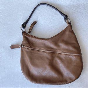 Danier Soft Genuine Leather Hobo Bag